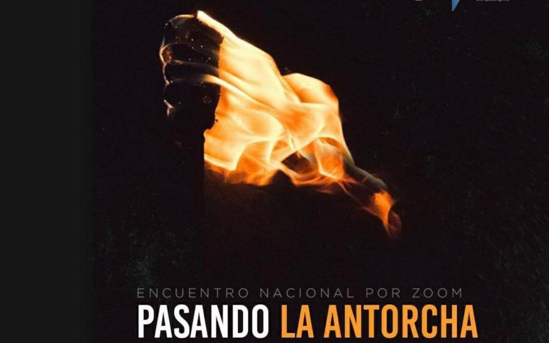 El próximo sábado 20 de junio, tendrá lugar el 16vo Encuentro Nacional de Pasando La Antorcha